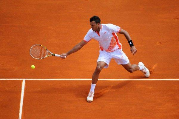 Jo-Wilfried Tsonga VS Victor Troicki - 2e tour de Rome