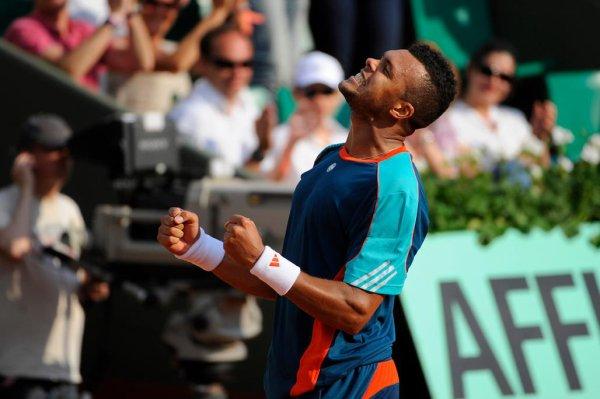 Jo-Wilfried Tsonga VS Andrey Kuznetsov - Roland Garros 2012