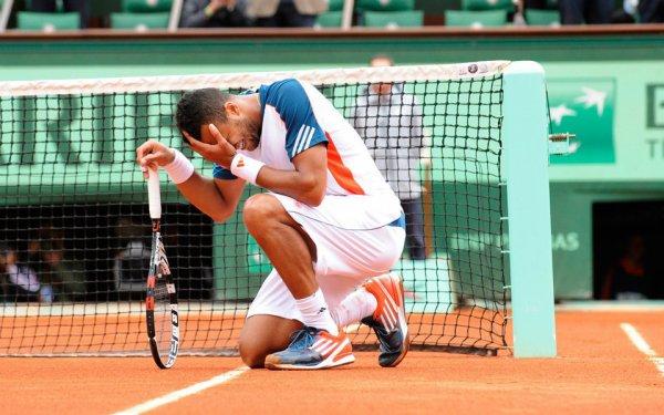 Jo-Wilfried Tsonga VS Stanislas Wawrinka - Roland Garros 2012