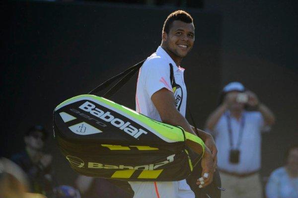 Jo-Wilfried Tsonga VS Guillermo Garcia Lopez - Wimbledon 2012