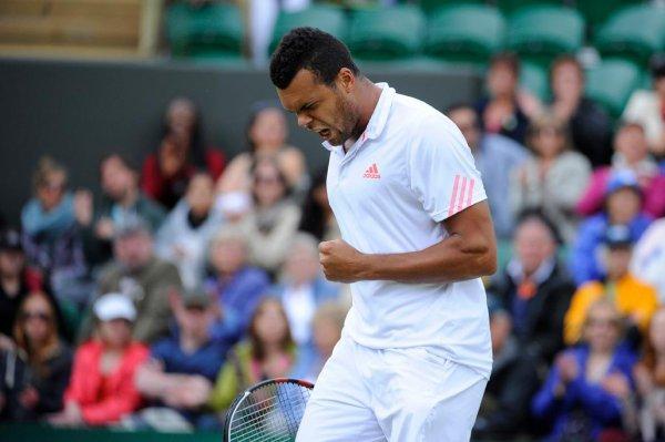 Jo-Wilfried Tsonga VS Philipp Kohlschreiber - Wimbledon 2012