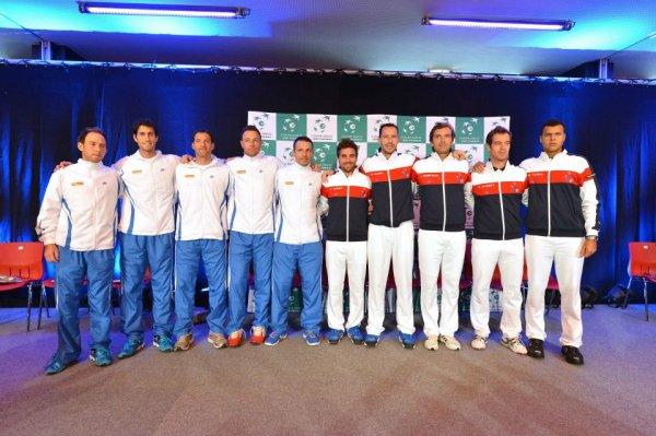 Coupe Davis 2013 - 1er tour
