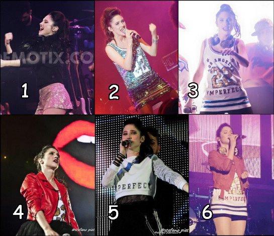 Quelle est ta tenue préférée ?