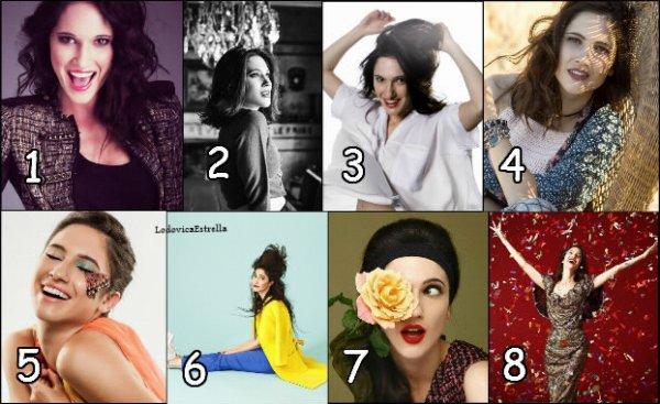 Quel photoshoot préfères-tu ? (2)