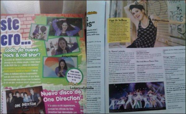 06/09 : News de Lodovica