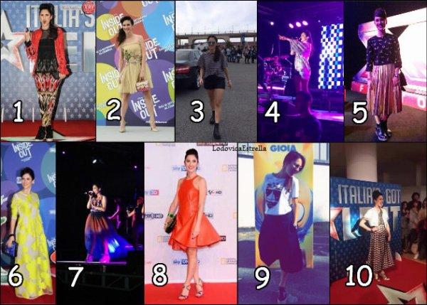 Quel look préfères-tu ? (2)