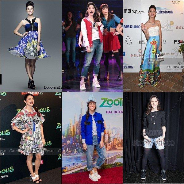 Quel look préfères-tu ? (3)
