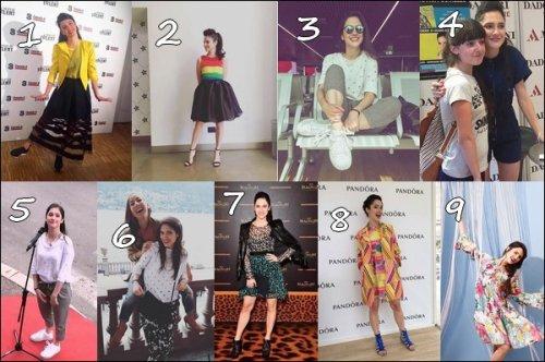 Quel look préfères-tu ? (4)