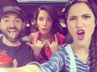 Que pensez vous de Lodovica en tant que présentatrice de Singing in the car ?