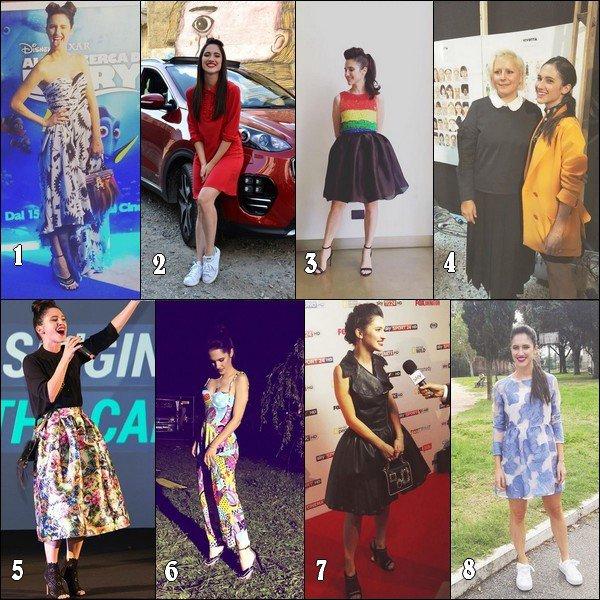 Quel look préfères-tu ? (5)