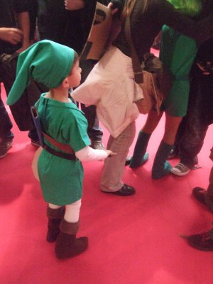 Cosplay TGS 2