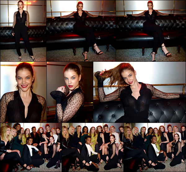 __  «L'OREAL PARIS DINNER» _ ●  __   05/03/2017 : Miss Barbara  était au dîner de   « L'Oreal Paris»  organisé par Julianne Moore . Barbara a été aperçue plus tard dans les rues de Paris avec une très belle tenue.Découvrez la vidéo de sa préparation pour la soirée ici   __       '' __