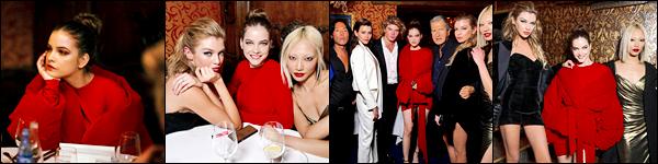 __  «HEADING TO L'ARC IN PARIS» _ ● _   06/03/2017 : Barbara Palvin  a été vue se dirigeant vers une soirée organisée à   « L'Arc»  Barbara  s'est ensuite rendue à un diner organisé par le   «V Magazine»,coté  tenue ●  j'aime vraiment les deux qu'elle a portées et vous ?  __       '' __