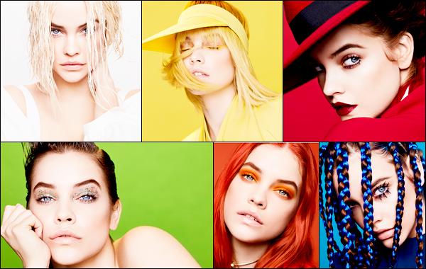 __  «Fashion Unfiltered »  ● _ Découvrez le shoot de  Barbara pour « Fashion Unfiltered » ,vous pouvez visionner la vidéo  ici  __       '' __