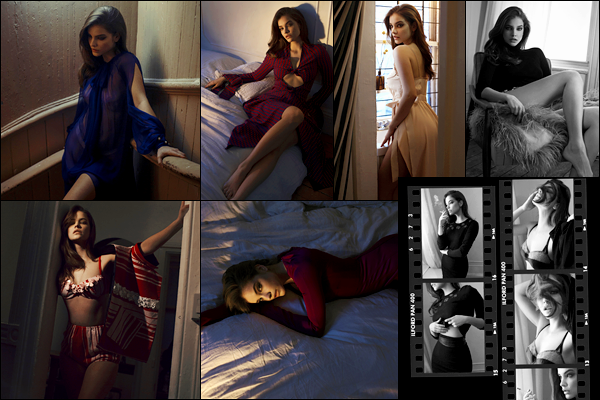 __  «CR Fashion Book - 7 way to seduce»  ● _ Découvrez le shoot de  Barbara pour « CR Fashion Book-7 way to seduce »  __       '' __
