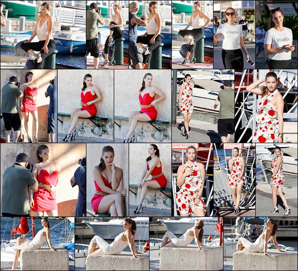__  «PHOTOSHOOT IN SAINT TROPËZ» __ ●  __   25/07/2017 : Miss  Barbaraétait en pleins photoshoot dans la ville de Saint Tropez. Barbara    était dans  Saint Tropez et a été aperçue sur le set d'un shoot .Ces tenues sont top .J'ai  hâte de voir le résultat de ce shooting  . __       '' __