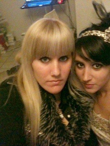 sarah et moi