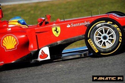 Fernando Alonso qui remporte remarquablement le gp de Malaisie