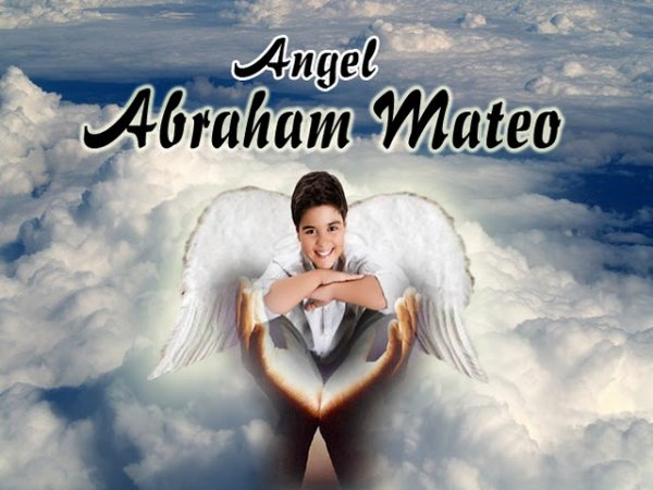 El angel Abraham Mateo