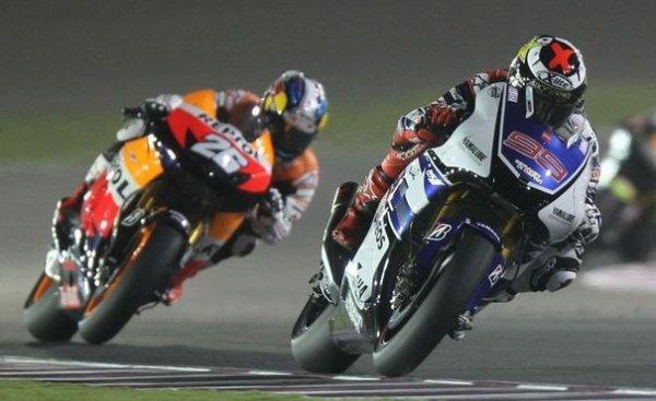 Débuts tonitruants pour le motocyclisme espagnol