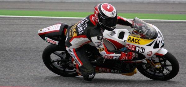 Josep Rodriguez es un buen piloto, me gusta muxo su personalidad