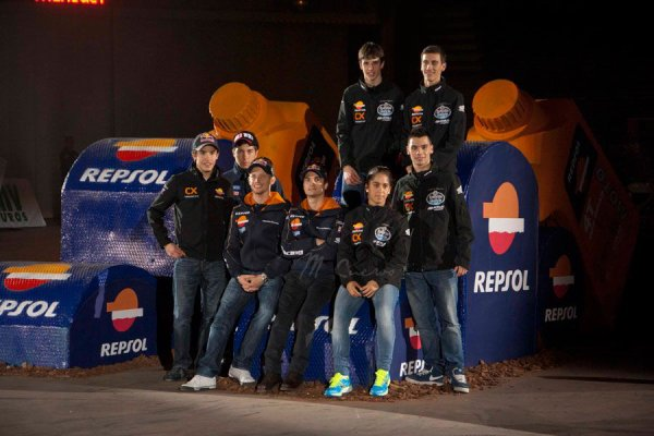 Team Repsol :)
