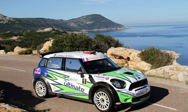 Dani Sordo gagne l'IRC de Corse