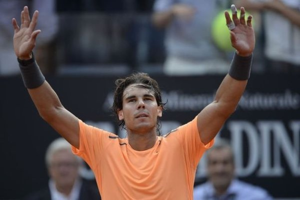 Nadal bat Djokovic en finale du master 1000 de Rome . Vengeance !