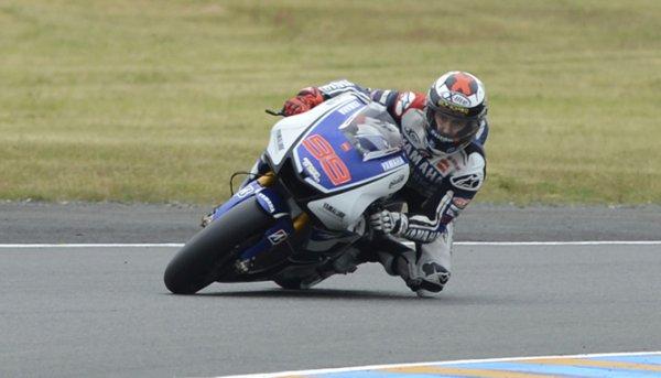 Jorge Lorenzo remporte le GP de France au Mans