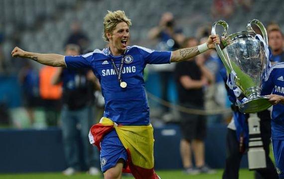 Fernando Torres ( Chelsea)