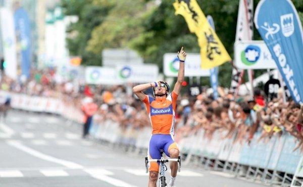 Luis Leon Sanchez remporte la clasica san sebastian 2012