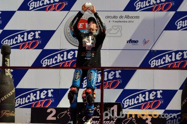 ALEX MARQUEZ ALENTA , CHAMPION D'ESPAGNE DE MOTO3 , un futur grand crack !!!!!! :)