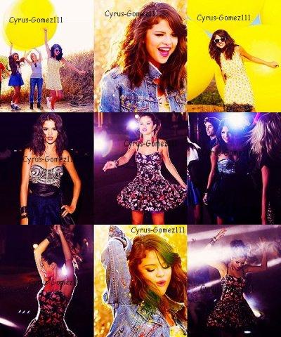 Selena et son NOUVEAU CLIP !!! Hit The Lights Magniifique !!