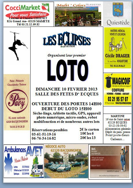 loto des eclipses de quiestede