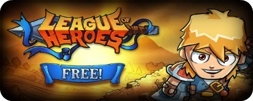 League of Heroes Cheats Hack Tool Android-iOS No Survey