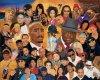 liste quelque rappeur chanteur de rnb ou personaliter du hip hop us