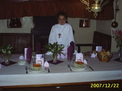 ma communion