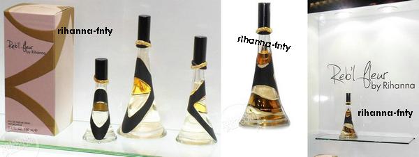 le parfum Rebl'fleur de rihanna ♥
