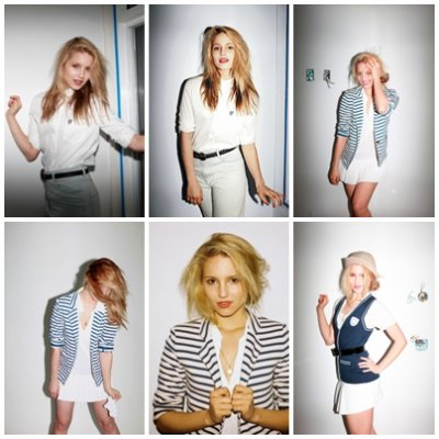Nouveau photoshoot de Outtakes Jalouse