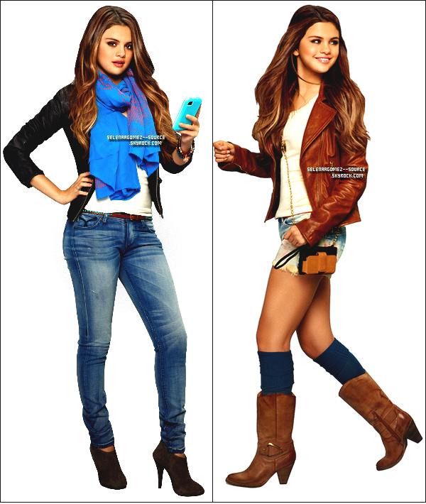 Découvrez le nouveau photoshoot de Selena pour << Case-Mate >> + Le dernier photoshoot Spring Breakers !