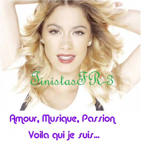 Concours Du blog : Missmima02. Son  concours est sur Violetta<3