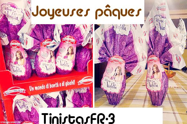 """"""" Joyeuses Pâques """" à tout le monde - TinistasFR-3 - Pâques avec Violettaღ"""