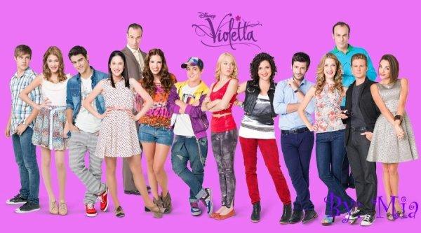 ♥Violetta Saison 1♥