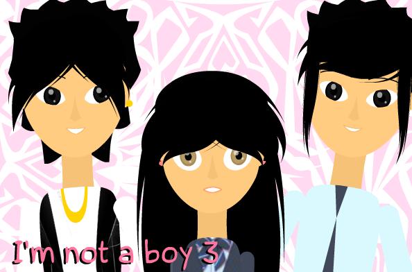 I'm not a boy 3