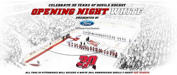 30 ans des Devils.