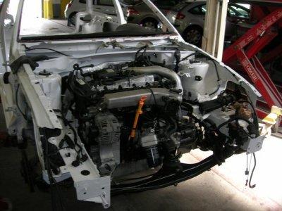 Remontage de la mécanique