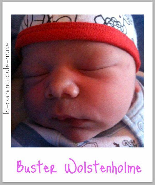 Christopher Wolstenholme est devenu papa pour la cinquième fois ! :D