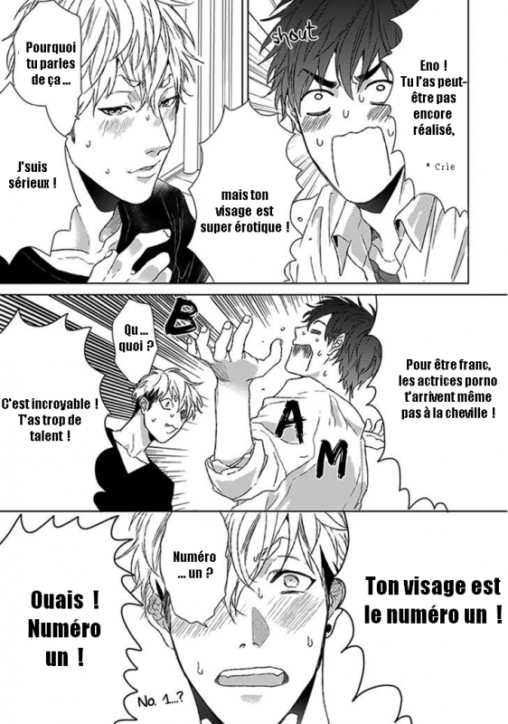 Chii-chan and Eno-kun [Traduction / Scans FR] - PARTIE 3