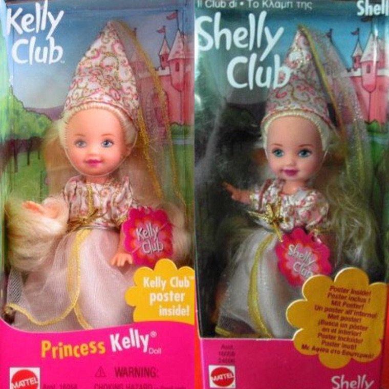 De Kelly/Shelly à Chelsea ♥