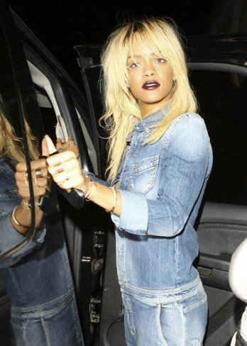 Nouveau Style de Rihanna